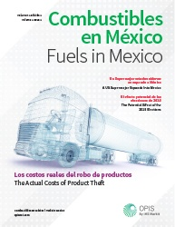 Combustibles en Mexico cover