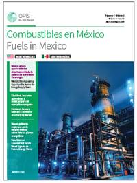 Combustibles en Mexico