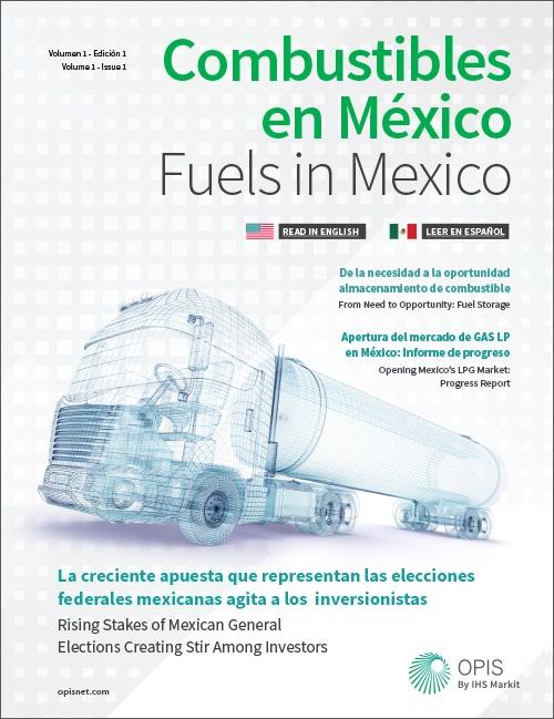 Fuels in Mexico magazine