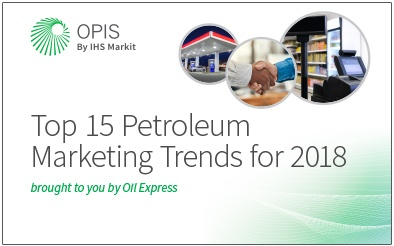 Top 15 Petroleum Marketing Trends for 2018