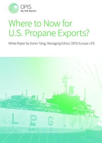 OPIS LPG Export White Paper